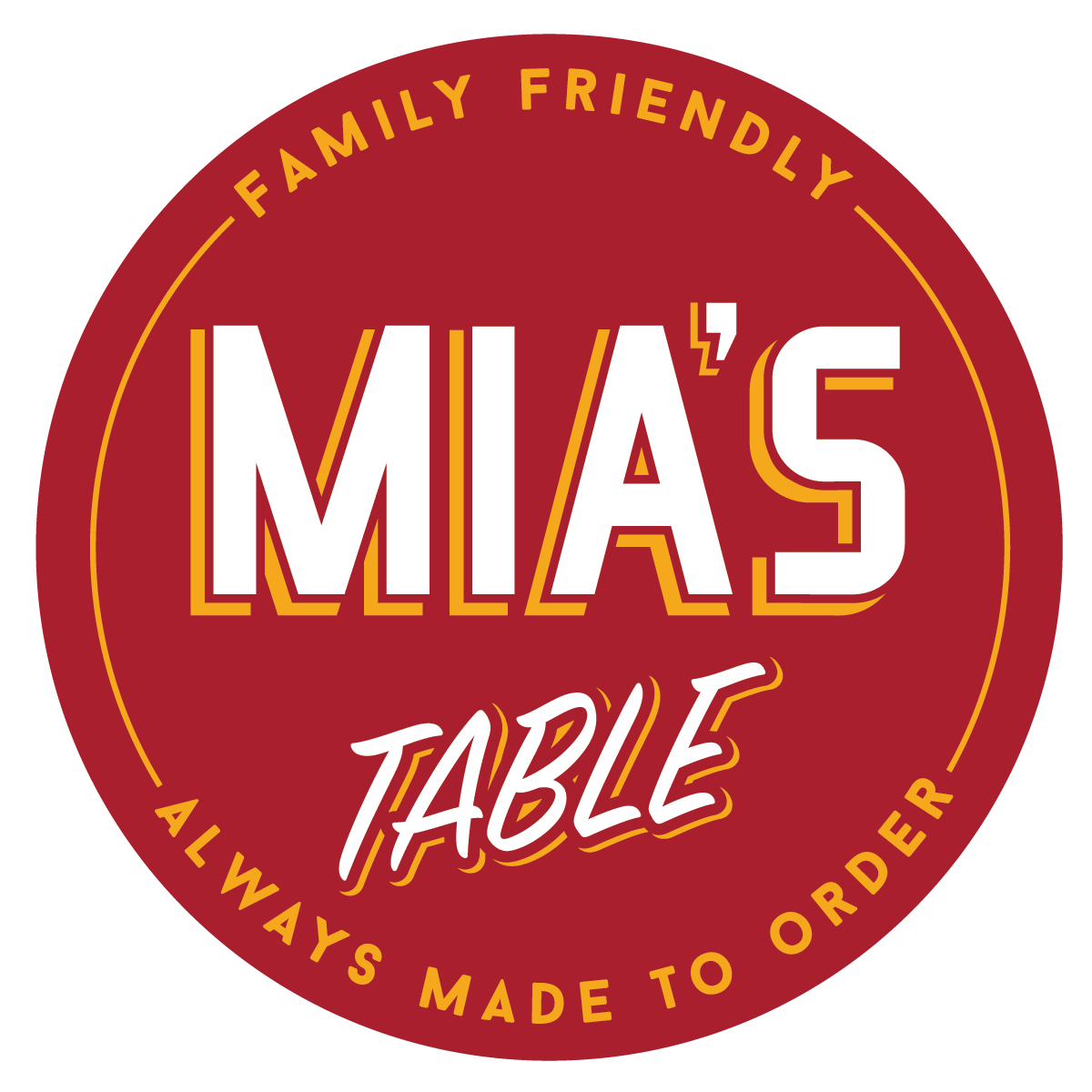 Mia's Table