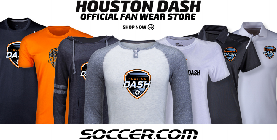 Houston Dash Fan Wear